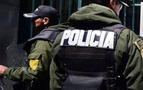 FELCC despliega efectivos policiales en plan operativo de fin de año y logra capturar a 28 delincuentes
