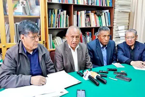 Jubilados marcharan este 18 de diciembre desde Caracollo exigiendo el pago del doble aguinaldo