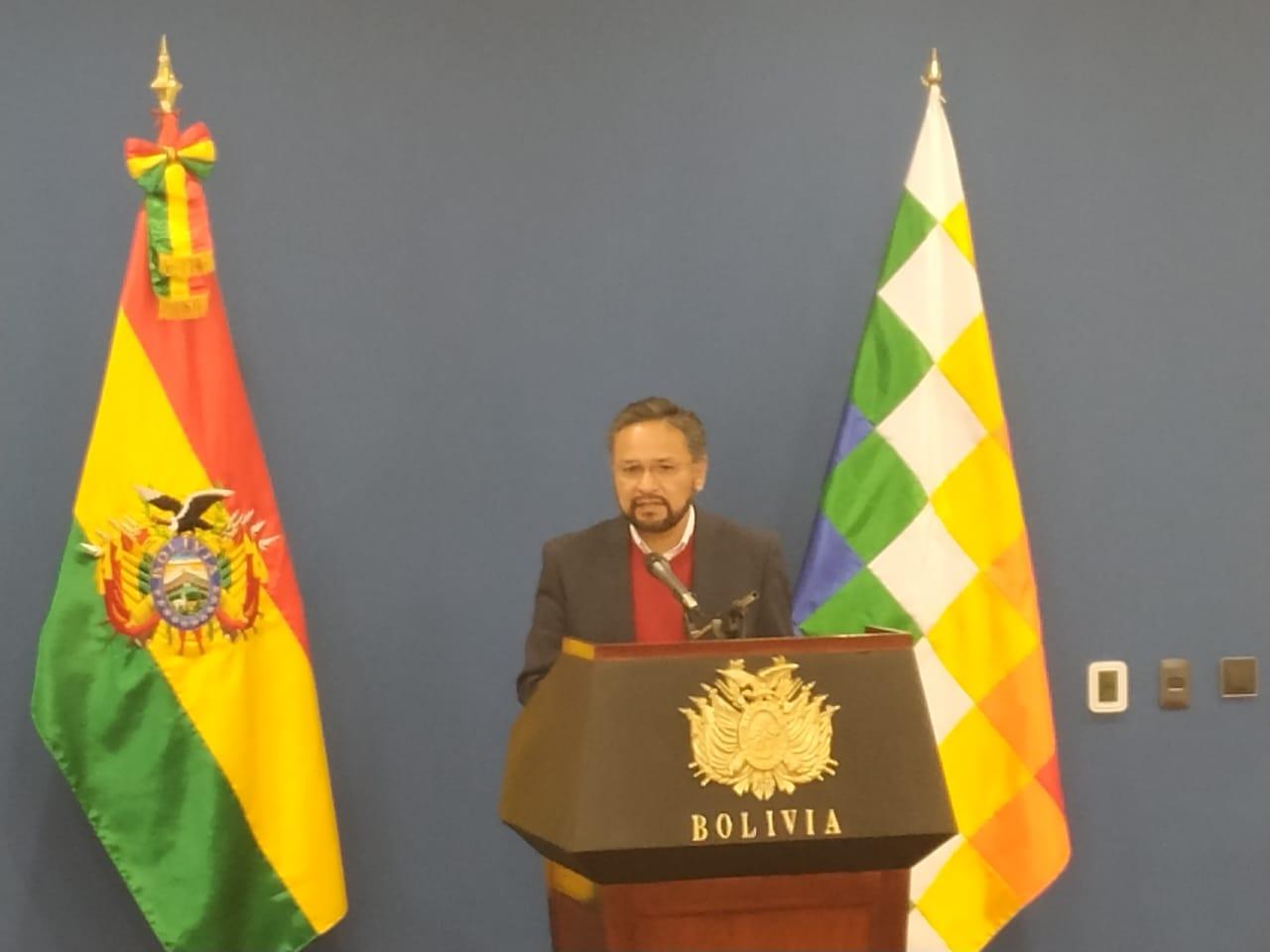 Ministerio de la Presidencia llama a reflexionar a la COB respecto a las medidas del pago del doble aguinaldo