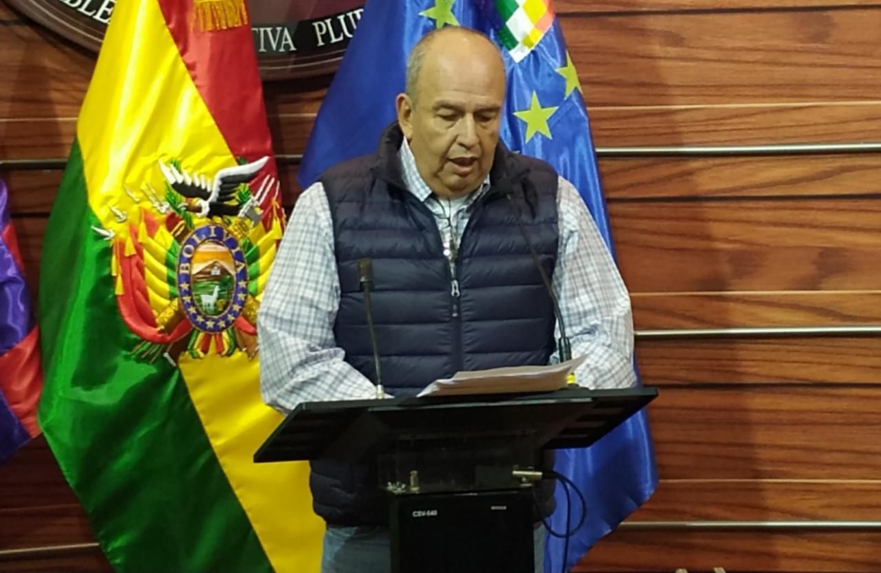 """Murillo asegura que la convocatoria en conmemoración al """"Día de la Revolución Democrática"""" no tiene el mismo impacto que en años pasados"""