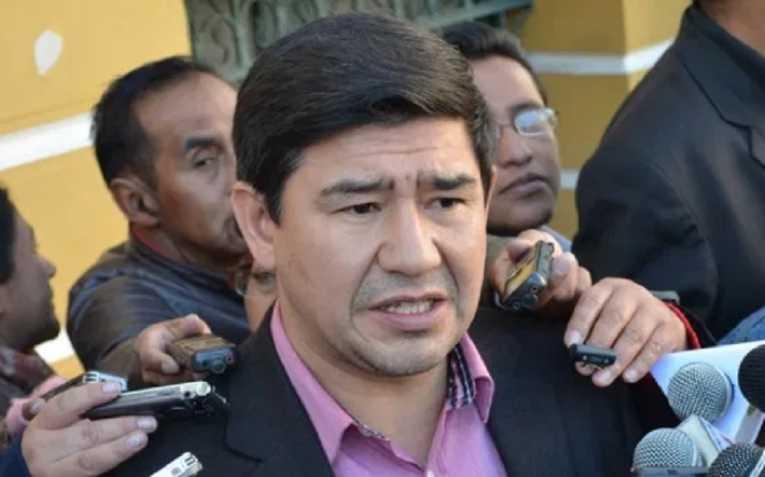 """PDTE del senado asegura que la marcha """"en defensa de la democracia"""" solo participan 80 personas"""