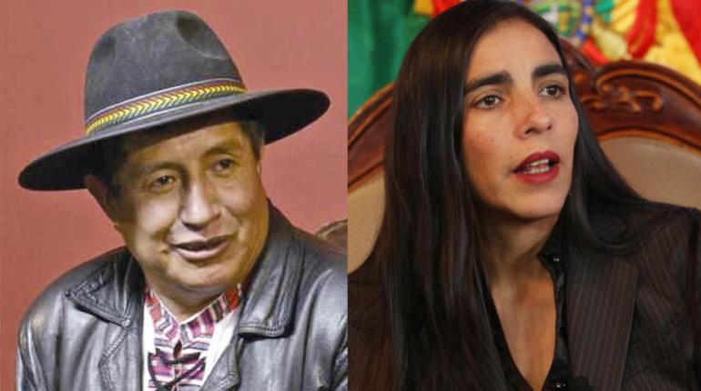Rafael Quispe dio un plazo de 48 hrs. a Gabriela Montaño para retractarse por acusarlo de estafador