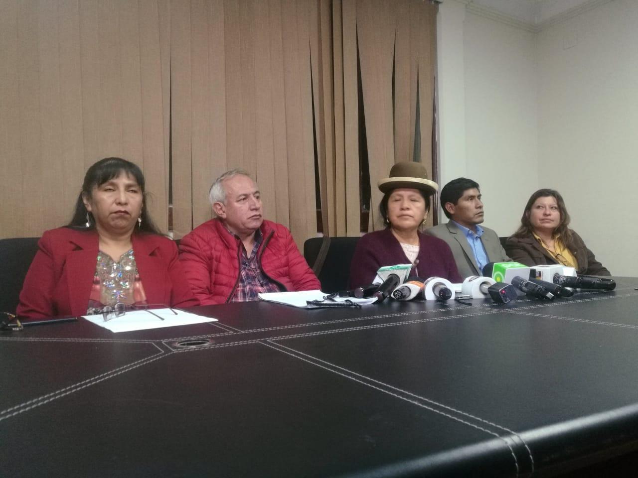 TSE habilita la candidatura de Morales y Linera para las elecciones del 2019