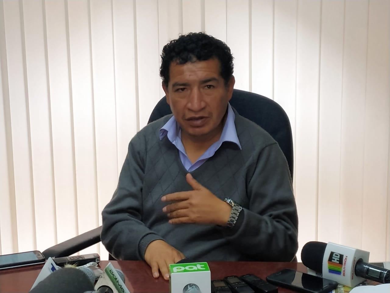 Borda asegura que el intento por paralizar la ciudad de La Paz con el paro cívico no es contundente