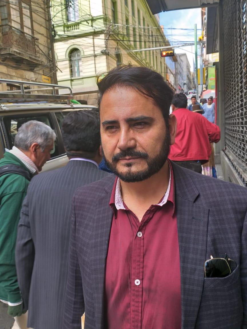 Fiscalía de La Paz desestima denuncia colectiva por los registros irregulares de militantes