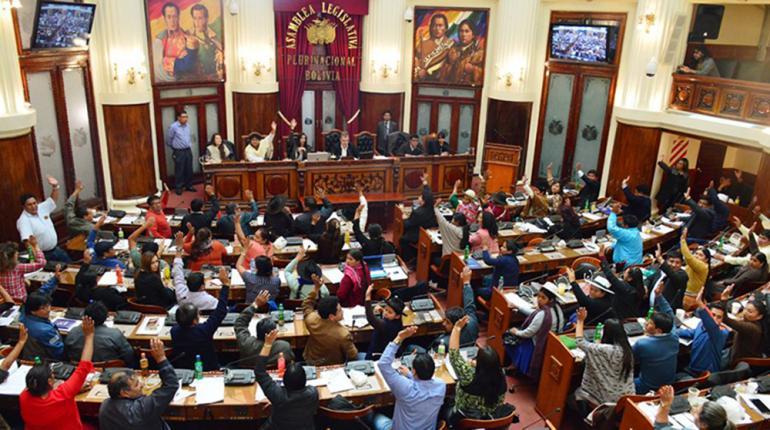 ALP aprueba decreto presidencial de amnistía e indulto a favor de más de 2.000 privados de libertad