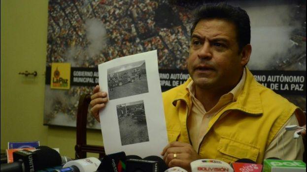 Revilla pide a autoridades de Achocalla levantar bloqueo al relleno de Alpacoma