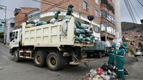 Desede hoy los carros recoge basura ingresarán a Alpacoma para depositar la basura
