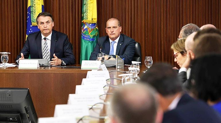 """Bolsonaro destituirá funcionarios que defiendan ideas """"comunistas"""""""