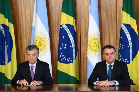 Bolsonaro y Macri instalan cita con críticas al gobierno de Maduro