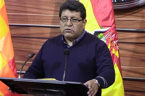 CONALJUVE afín al MAS llama al diálogo al alcalde de La Paz y de Achocalla por el conflicto de Alapacoma