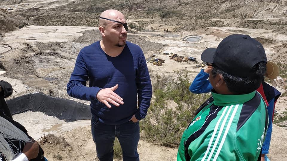 Defensoría del pueblo realiza inspección al relleno sanitario de Alpacoma