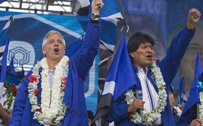 Diputado del MNR reconoce que el binomio Evo – Álvaro serán candidatos a las elecciones generales