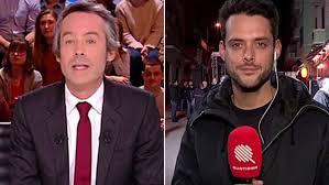 Dos periodistas franceses fueron detenidos en Venezuela cuando cubrían una protesta opositora