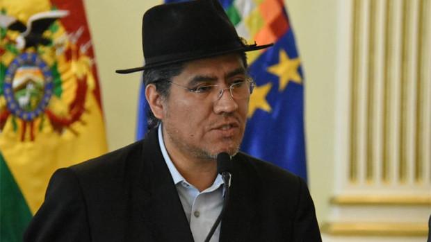 Canciller Pary rechaza la proclamación de Juan Guaidó como presidente de Venezuela