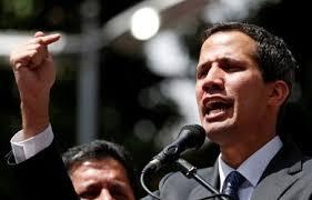 """Juan Guaidó: """"Nicolás Maduro puede caer en cualquier momento"""""""