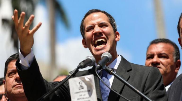 Justicia venezolana declara nula la cúpula parlamentaria presidida por Guaidó