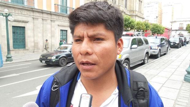 Leonardo Loza califica como chantajes políticos las demandas de ADEPCOCA