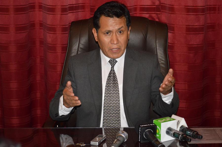 MAS ve negligencia en la Alcaldía de La Paz por no haber dado solución al conflicto de Alpacoma