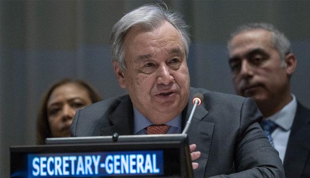 ONU pide diálogo para evitar un desastre en Venezuela