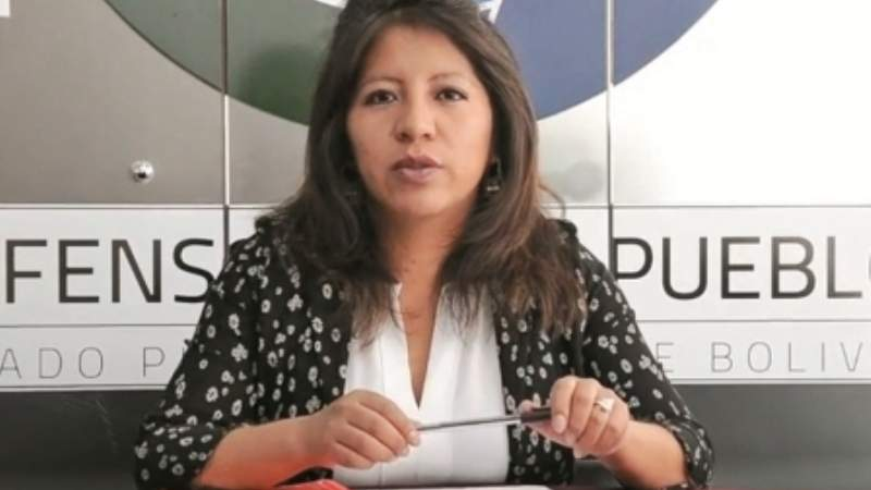 Oposición cree que la nueva Defensora del Pueblo solo defenderá al gobierno