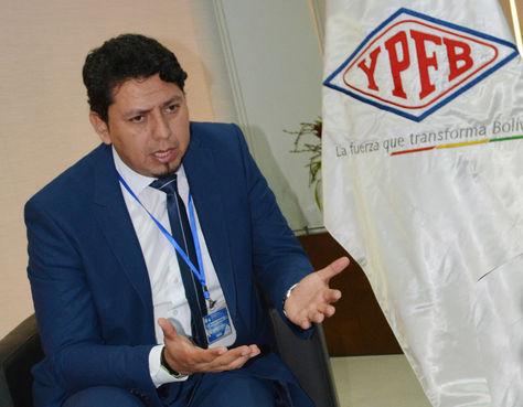 Presidente de YPFB advierte con multas si llega a existir reducción en las nominaciones de gas a Argentina