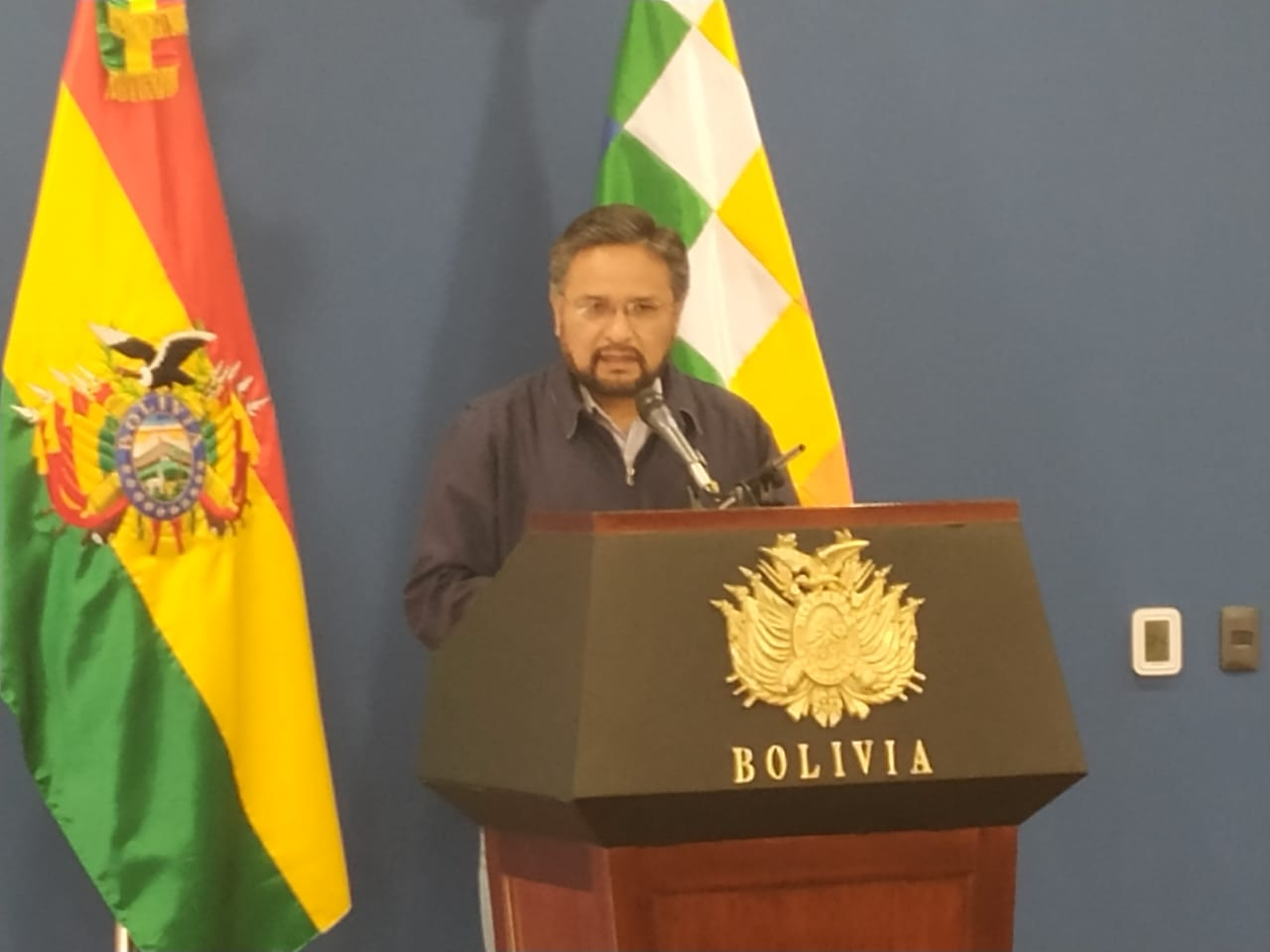Rada asegura que Morales se encuentra en Venezuela no solo por su compromiso ideológico sino también en cumplimiento a la CPE