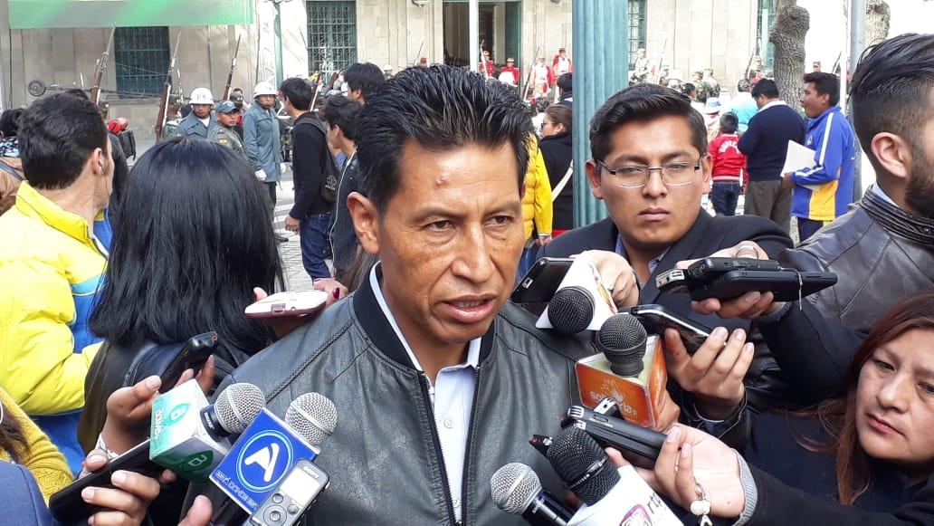 Rodríguez destaca tres hitos durante el Gobierno de Morales: corrupción, falta de respeto a la democracia y la pérdida del Mar