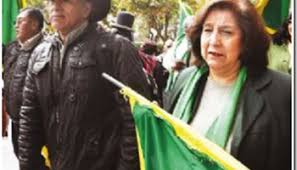 Soria toma como el mejor ejemplo la lucha por el TIPNIS como defensa de los derechos humanos