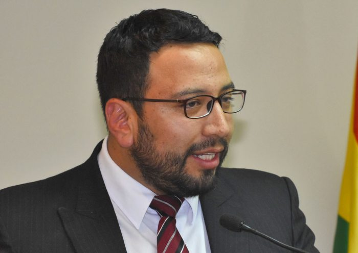 Viceministro de Transparencia participará en la nueva evaluación de los postulantes para la ANAPOL y ESBAPOL