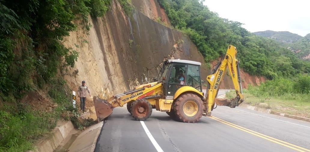 ABC anuncia que el segundo deslizamiento en Caranavi fue a raíz de que muchas personas rebasaron los puntos de control