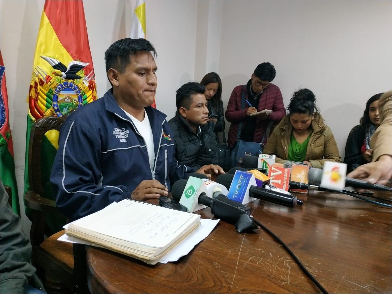 Asamblea Legislativa promulga la Ley de Fiscalización que permitirá investigar a la Gobernación de La Paz