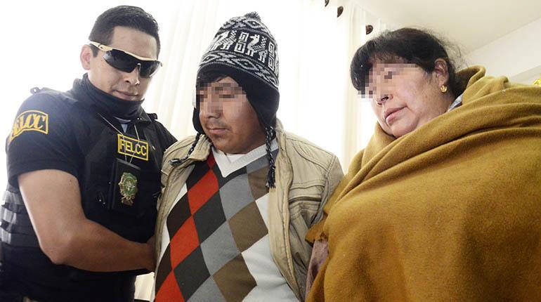 Capturan a padre de familia que vendió a su bebé por $400 a una mujer en Cochabamba