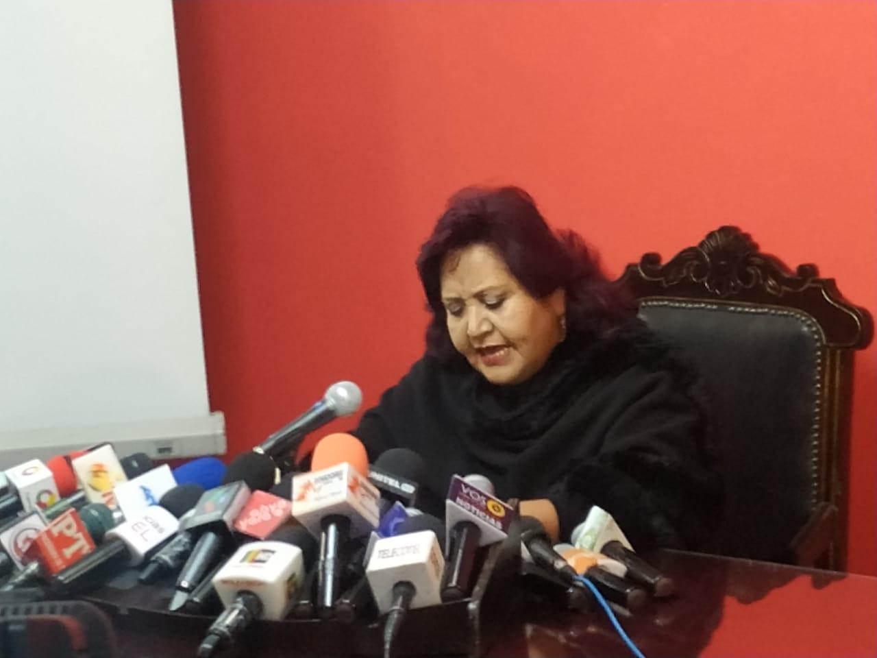Diputada del MAS denuncia presuntos actos de corrupción entre la Alcaldía de La Paz y la empresa Tersa
