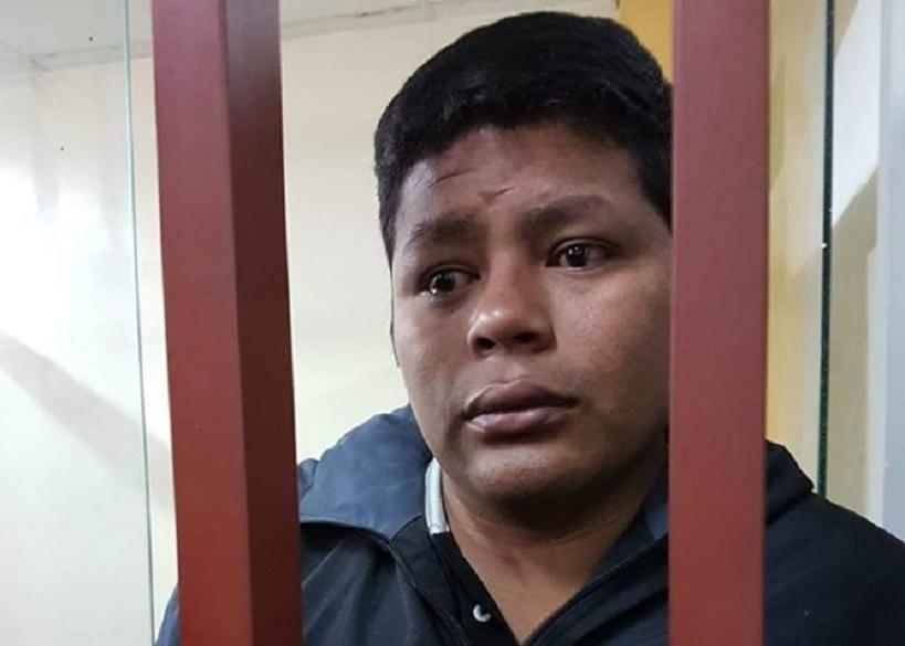 Franklin Gutiérrez solicita por cuarta vez su cesación a la detención preventiva por el caso de la muerte de un oficial en la Asunta