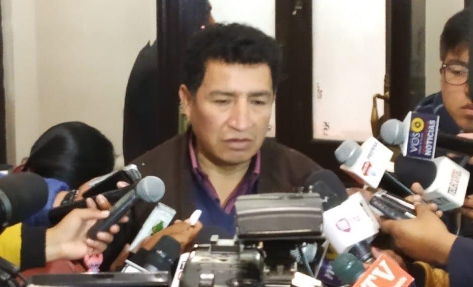 La Asamblea Legislativa Plurinacional evaluará acuerdo entre choferes y Vías Bolivia