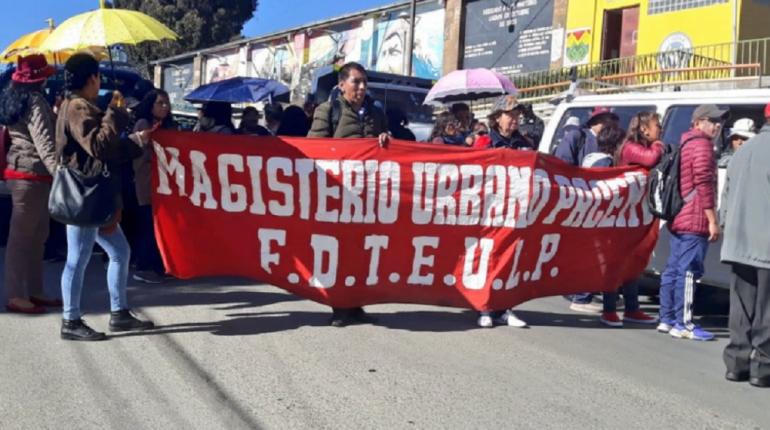 Magisterio anuncia movilizaciones para el 15 de febrero en rechazo de la jubilación temprana obligada y el SUS