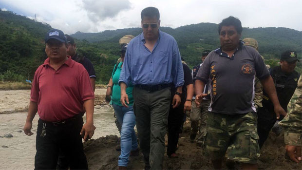 Ministerio de Defensa reporta 5200 familias afectadas en 48 municipios por lluvias en todo el país
