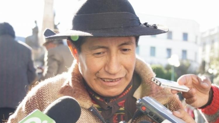 Oposición anuncia proceso penal contra dirigentes de los chóferes por enriquecimiento ilícito