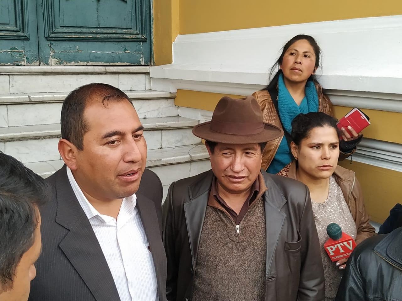 Oposición enviará una carta a la CIDH para tratar la repostulación indefinida de autoridades