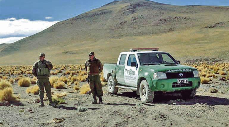 Policía detiene a testigo de la muerte de dos chilenos en la frontera Bolivia – Chile