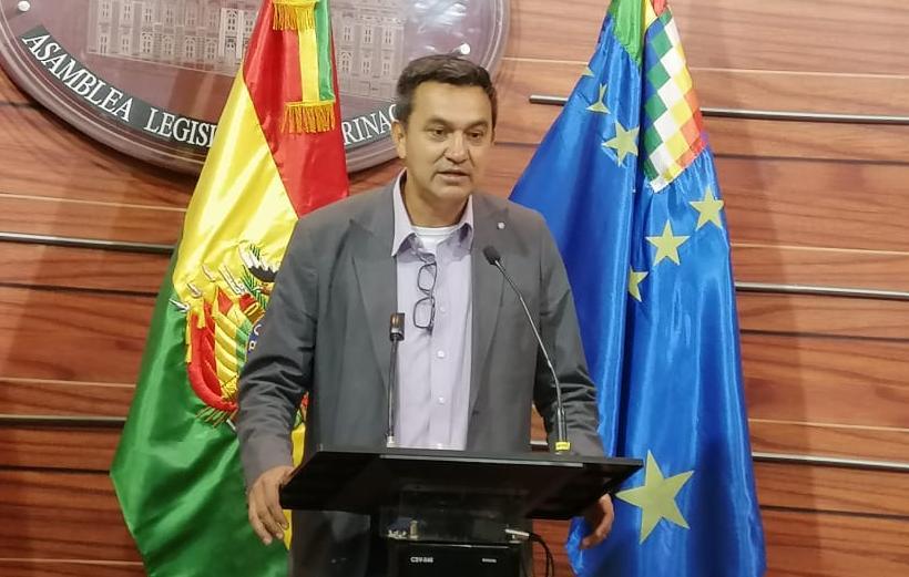 Senador de UD invita a la población a expresarse en sesiones del CIDH a favor del 21F