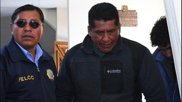 Juzgado otorga detención domiciliaria al exviceministro de Coca por agredir a dos policías