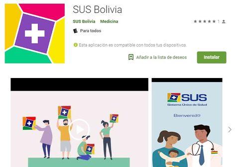 Ministerio de Salud implementa app del SUS para Smartphones