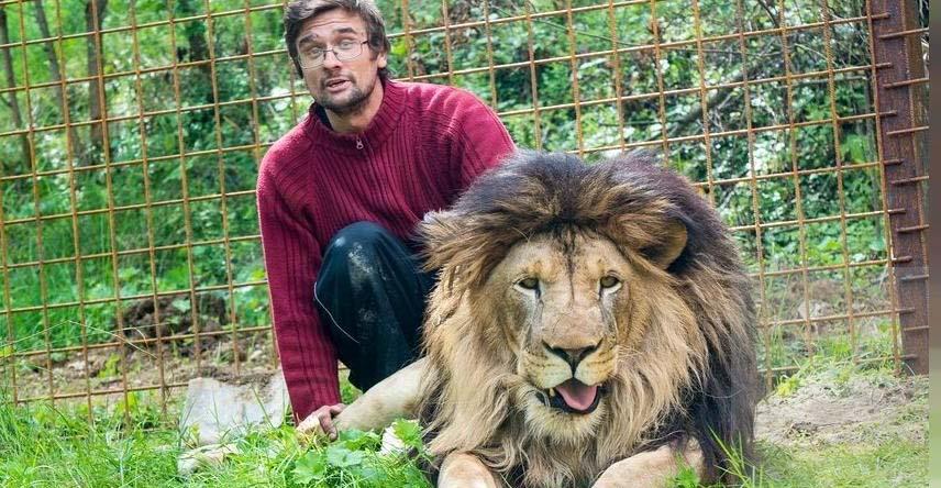 Sujeto muere por el ataque del león que tenía como mascota de manera ilegal