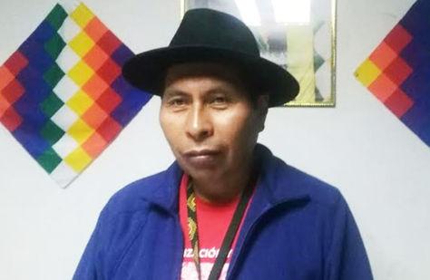 Viceministro de Interculturalidad renuncia a su cargo tras ser demandado por no pagar pensiones familiares