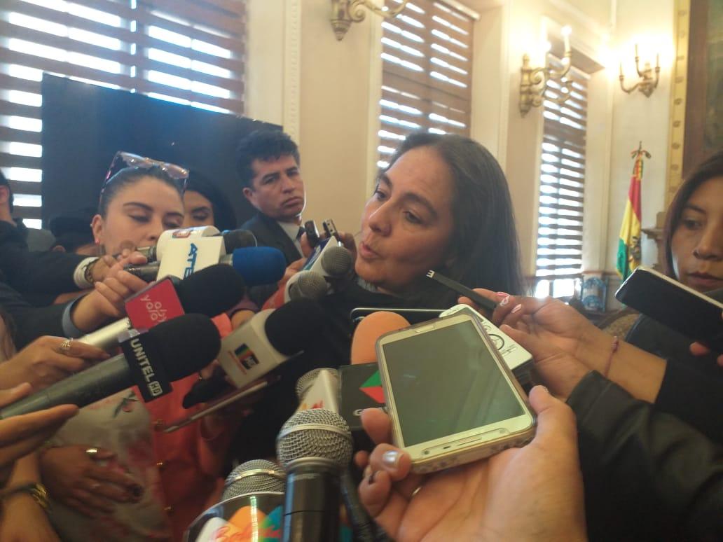 Concejala Kathia Salazar fue designada a la Comisión de Ética para continuar con la investigación del caso Tersa