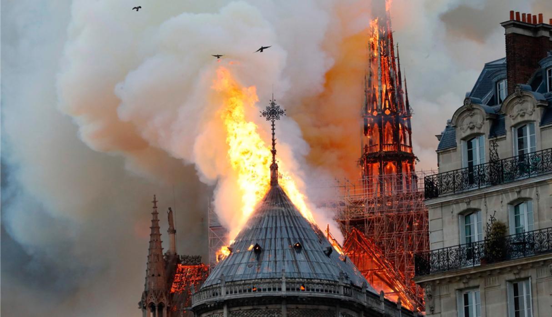 Francia anuncia concurso internacional para la reconstrucción de la aguja de la Catedral de Notre Dame