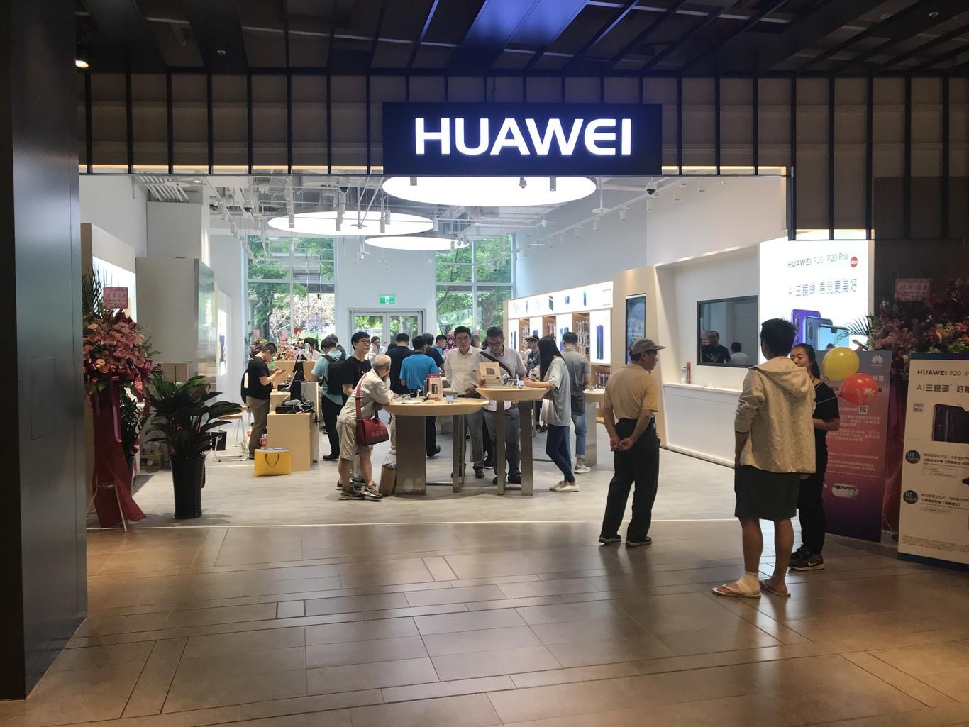 Google suspende negocios con la compañía china Huawei