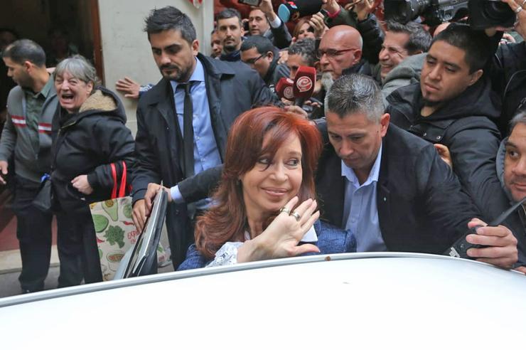 Inicia el primer juicio oral contra la ex mandataria Cristina Kirchner por delitos de corrupción